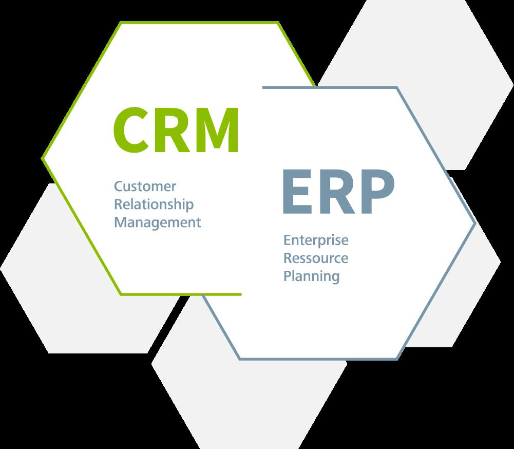Vertec CRM und ERP