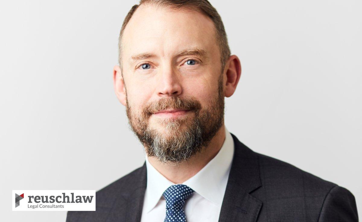 Philipp Reusch, Founding Partner reuschlaw
