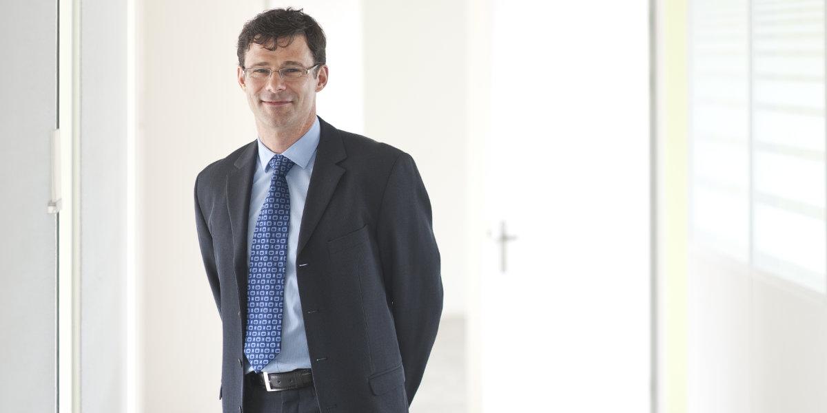 Martin Fricker, Geschäftsführer der Lean Business AG