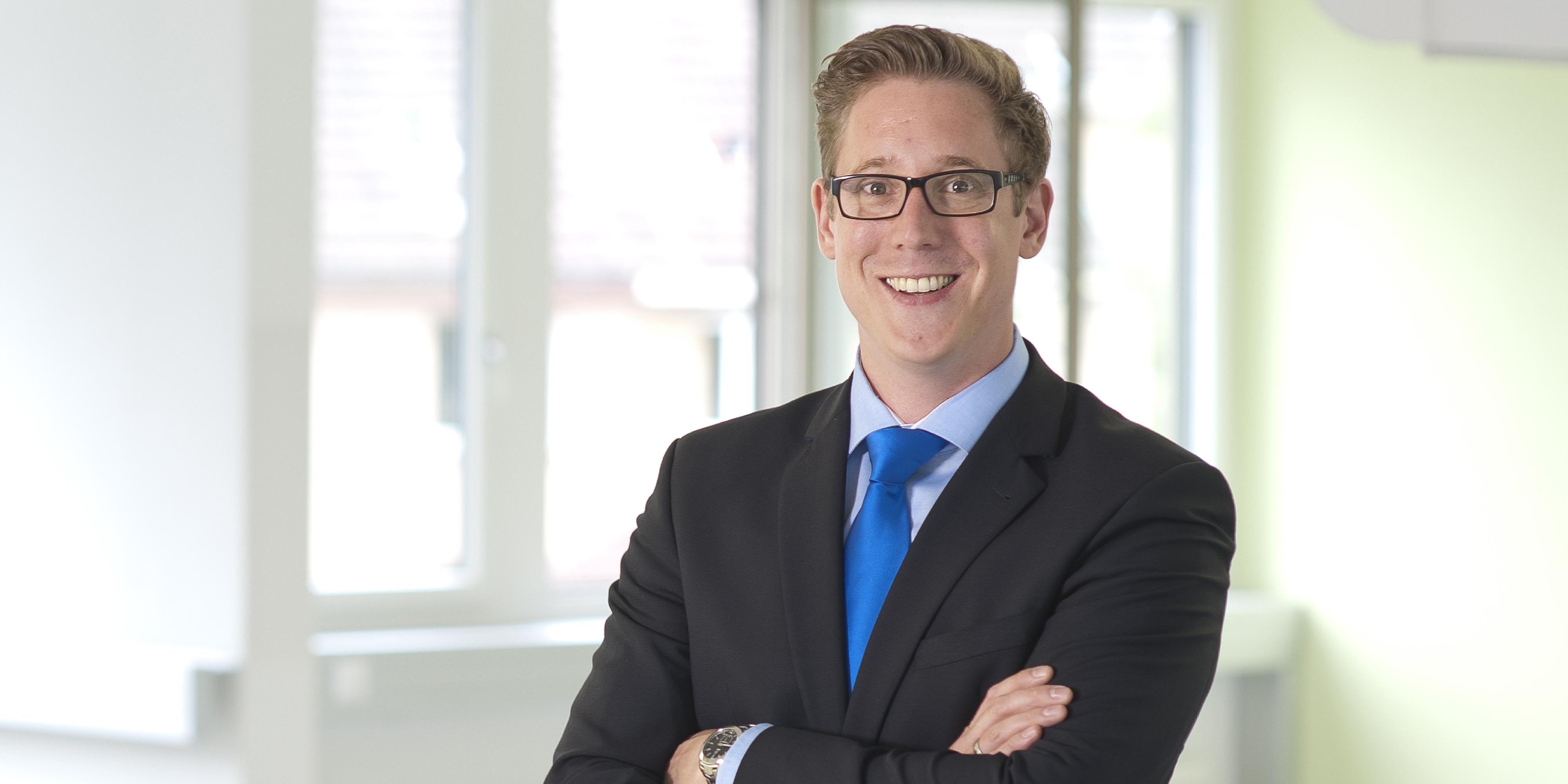 Geschäftsführer Vertec GmbH Tobias Wielki