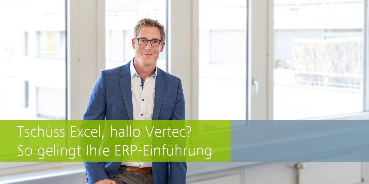 Tobias Wielki, Vertec GmbH