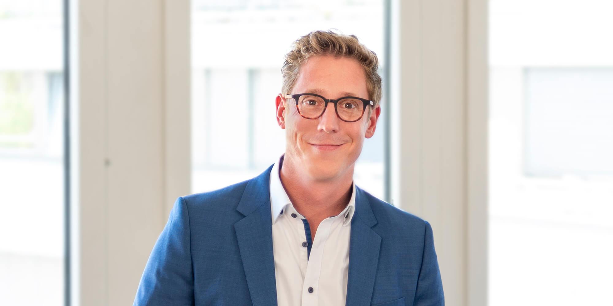 CRM- und ERP-Experte Tobias Wielki