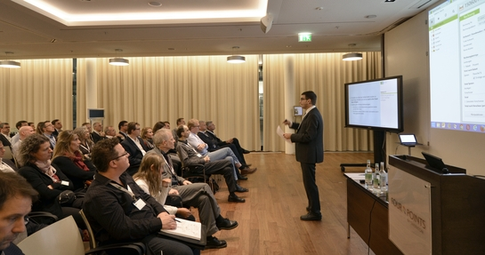 Vertec Roadmap mit CEO Pietra