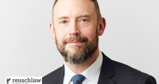 Philipp Reusch, Geschäftsführer reuschlaw