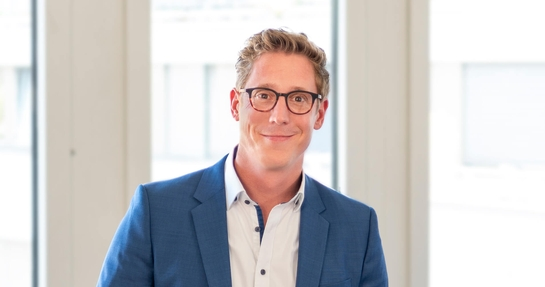 Tobias Wielki, Geschäftsführer Vertec GmbH Deutschland