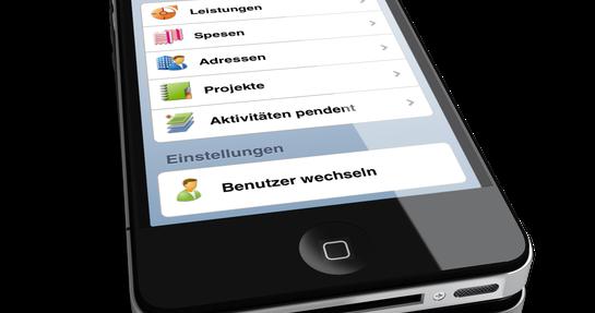 Vertec-iPhone-App